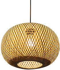 <b>Southeast Asia</b> Bamboo <b>Pendant</b> Lamp Chandelier Ceiling Light ...