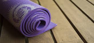 if you find yourself in child s pose and smell something funky it might be your yoga mat yes it s true regular use combined with sweat dust dirt
