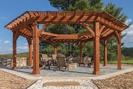 100 outdoor structures pergolas u0026 pavilions