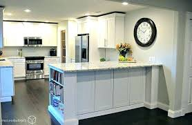 full size of kitchen wall units sizes decor pictures half counter breakfast bar against astonishing bench