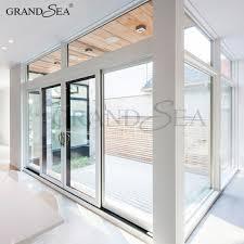 Sliding glass door insulation Door Curtains Standard Size Insulated Roller Shutter Panel Sliding Glass Door Low Price Classy Door Design Standard Size Insulated Roller Shutter Panel Sliding Glass Door