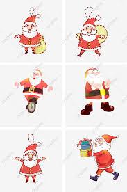 คริสต์มาส ซานตาคลอส ของขวัญวันคริสต์มาส ชายแดนคริสต์มาส, คริสต์มาสซานตา,  ง่าย, ทาสีด้วยมือภาพ PNG และ PSD สำหรับดาวน์โหลดฟรี