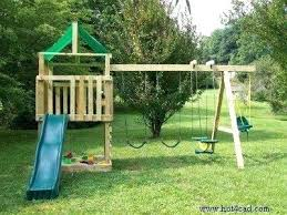 pathfinder swing sets fort kit childhood memories set plans backyard playground diy playset kits outdoor kits wonderful outdoor plans free wood