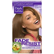Softsheen Carson Dark And Lovely Hair Color Walgreens