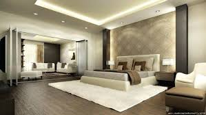 contemporary living room design brown area rug mahogany wood makeup table beige ceramic tile floor wooden