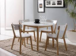 modern white round dining table sets eric design the remarkable throughout modern round dining table for