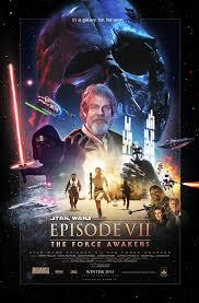 Star Wars Light Up Poster Star Wars The Force Awakens Poster 2 By Camw1n Deviantart