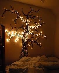 wall art lighting ideas. tree with led lights for bedroom decorating wall art lighting ideas d
