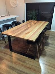 beautiful round timber dining table 17 best ideas about timber dining table on interiors