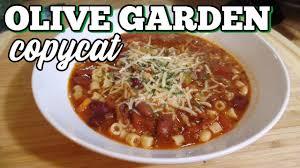 Pasta e Fagioli | Copycat Olive Garden Soup