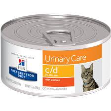 <b>Hill's</b>® <b>Prescription Diet</b>® c/d® <b>Multicare</b> Feline with Chicken - <b>canned</b>