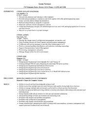 Citrix Resume Samples Velvet Jobs