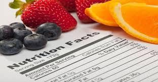 uniform pliance date for nutrition facts label set for jan 1 2022