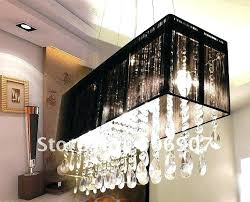 rectangle dining room chandeliers modern rectangular dining room chandelier rectangle chandeliers for free crystal pendant