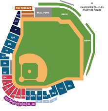 Clearwater Threshers Seating Chart Phillies Stadium Seating Chart Explanatory Phillies Map