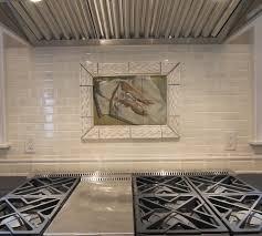 Tile Murals For Kitchen Kitchen Tile Murals Backsplash Home Design Ideas