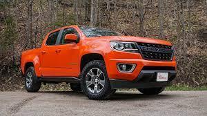 2020 Chevrolet Colorado Review And Video Expert Reviews Autotrader Ca