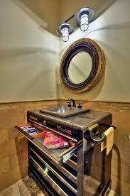 man cave bathroom. Modren Bathroom Garage Bathroomman Cave Bathroom With Man Cave Bathroom Pinterest
