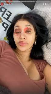 Old Daughter Kulture Do Her Makeup ...