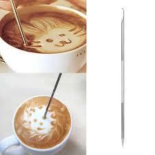 <b>1PC</b> Stainless Steel Barista <b>Cappuccino Latte</b> Espresso <b>Coffee</b> ...