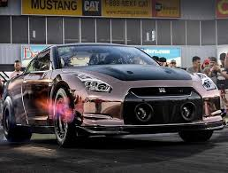 Car racing, amazing sport hyper cars super sport !!! 3 300 Hp Ams Nissan Gt R Alpha Queen With Accident
