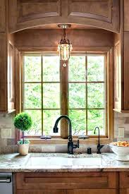 over the sink lighting. Pendant Light Over Kitchen Sink Lights Lighting Ideas The ,