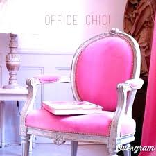 shabby chic office chairs. Glam Office Chair Shabby Chic Desk Chairs Love The Pink Great For In F