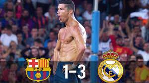Barcelona vs Real Madrid 1-3 - All ...