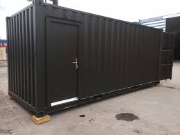 Shipping Container 20ft Container Converted Into Onsite Office