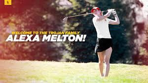 USC Welcomes Talented Transfer Alexa Melton - USC Athletics