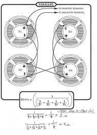 parallel speaker wiring diagram parallel image 2x12 wiring diagram 2x12 auto wiring diagram schematic on parallel speaker wiring diagram