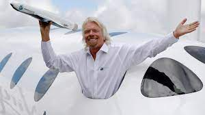Richard Branson Fast Facts