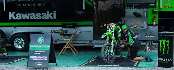 Team Green Jetting Chart Team Green Overview Official Kawasaki Racing Site