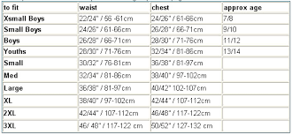 Cricket Jersey Size Chart Cricket Equipment Size Guide Help And Information From