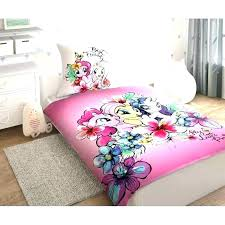 lovely my little pony twin bedding set baby comforter toddler be