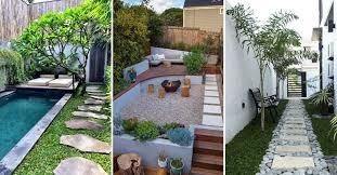 30 perfect small backyard garden
