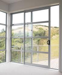 replace garage door with sliding glass nz designs