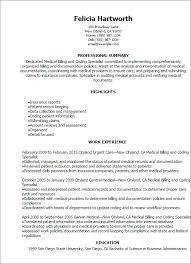 Entry Level Medical Billing And Coding Resume Medical Billing And Coding Resume Lovely Medical Billing Resume