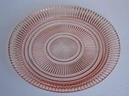 Pink Depression Glass Patterns Classy Depression Glass Photos Identification
