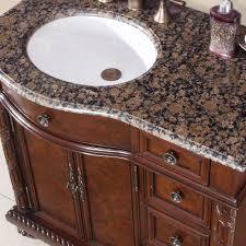 Bathroom Vanity Granite 36 Perfecta Pa 138 Bathroom Vanity Single Sink Cabinet English