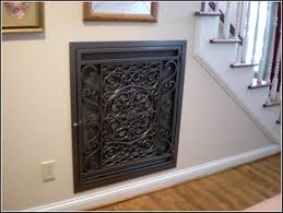 modern decorative wall air return vent covers