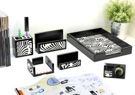 cute office organizers. Full Size Of Zebra Theme Desk Organizer Set Black White Wooden Deskorganizer And Accessory For. Cute Office Organizers
