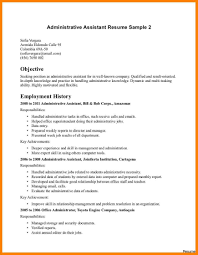 ... Office Manager Resume Objective On For Receptionist Administrative  Assistant Objectives And Goals Best Customer Service ...