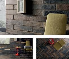 bricks can bring a historic lived in feel to any space while actual bricks may not be practical in all s the urban avenue is a great option to