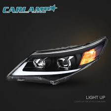 2014 Camry Led Lights Details About Lexus Look Led Headlights For Toyota Camry 2012 2014 Projector Assembly
