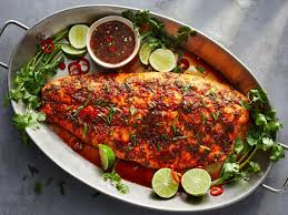 Valentine's day event • easter event • may day event • summer event • fall event • halloween event • winter event. Sweet Chile Roasted Salmon Recipe Recipe Salmon Recipes Roasted Salmon Recipes Recipes