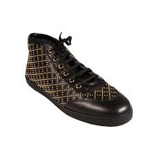 gucci womens shoes black 43917 0p jpg