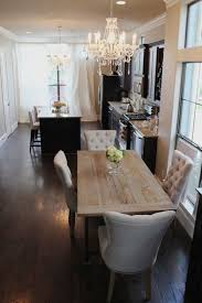 dining table interior design kitchen:  narrow dining tables for a small dining