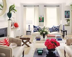 elle decor living room