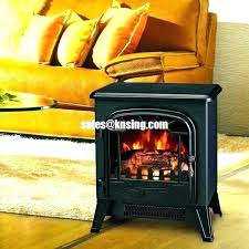 antique electric fireplace tabletop retro free standing
